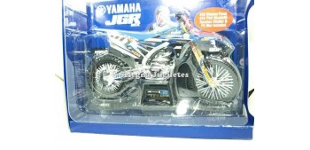 miniature motorcycle Yamaha JGR Peick - Nicoletti 1:12 New Ray