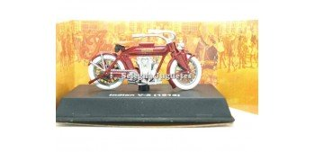 Indian V-2 1912 escala 1/32 New Ray moto minaitura Motorcycles miniatures