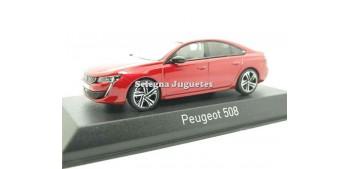 miniature car Peugeot 508 GT 2018 1:43 Norev