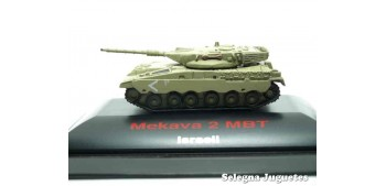 miniature tank Merkava 2 MBT 1/144 (showcase wrong)