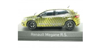 Renault Megane Rs Monaco GP 2017 1:43 Norev Car miniatures
