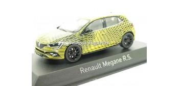 Renault Megane Rs Monaco GP 2017 1:43 Norev