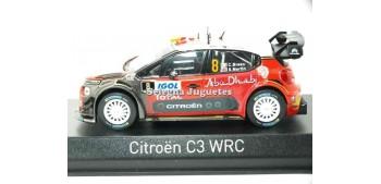 Citroen C3 WRC 1:43 Norev Car miniatures