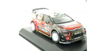 coche miniatura Citroen C3 WRC 1/43 Norev