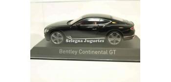 miniature car Bentley Continental GT 1:43 Norev