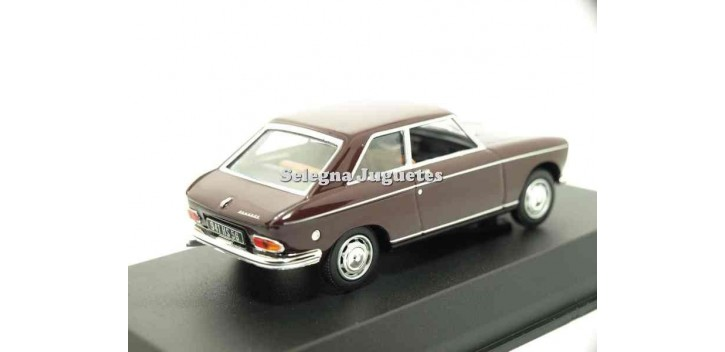 Peugeot 204 coupe 1/43 Norev