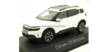 miniature car Citroen C5 Aircross White 1:43 Norev
