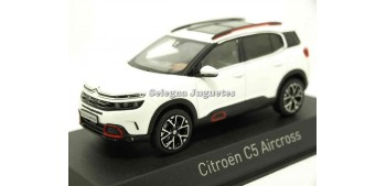 Citroen C5 Aircross White 1:43 Norev Car miniatures