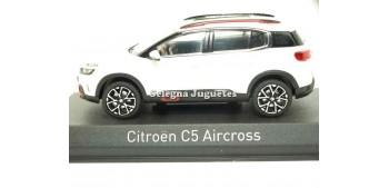coche miniatura Citroen C5 Aircross Blanco 1/43 Norev