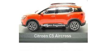 Citroen C5 Aircross Rojo 1/43 Norev