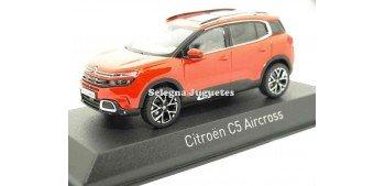 miniature car Citroen C5 Aircross Red 1:43 Norev