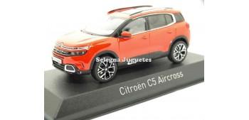 coche miniatura Citroen C5 Aircross Rojo 1/43 Norev