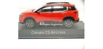 Citroen C5 Aircross Rojo 1/43 Norev Norev