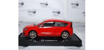 Citroen C4 Rojo 1/32 RMZ coche miniatura metal Car miniatures