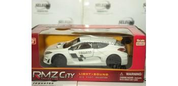 Renault Sport Megane Trophy 1/32 RMZ Coche escala miniatura
