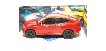 coche miniatura Bmw X6 M 2008 escala 1/43 Solido