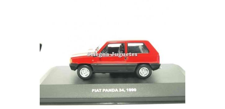 coche miniatura Fiat Panda 34 1990 escala 1/43 Solido