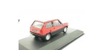 Fiat Panda 34 1990 scale 1/43 Solido