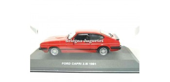 Ford Capri 2.8i 1981 scale 1/43 Solido Car miniatures