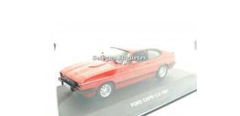 coche miniatura Ford Capri 2.8i 1981 escala 1/43 Solido