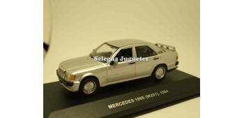 Mercedes 190E 1984 escala 1/43 Solido
