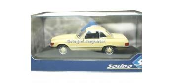 Mercedes350 SL 1971 escala 1/43 Solido