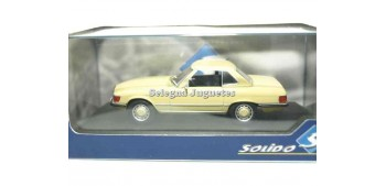 Mercedes 350 SL R107 1971 scale 1/43 Solido Car miniatures