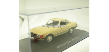 Mercedes 350 SL R107 1971 scale 1/43 Solido