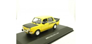Simca Rallye 2 1974 escala 1/43 Solido