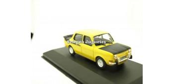 coche miniatura Simca Rallye 2 1974 escala 1/43 Solido