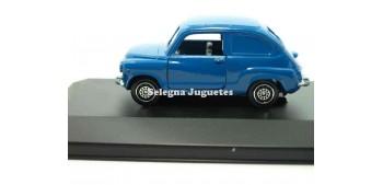 Seat 600 blue showcase 1:43 guisval Car miniatures