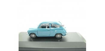Seat 600 showcase 1:43 guisval Car miniatures