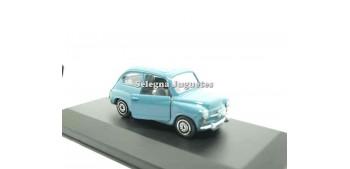 coche miniatura Seat 600 vitrina escala 1/43 Guisval