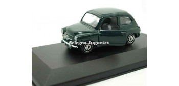 Seat 600 dark showcase 1:43 guisval Guisval