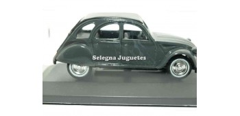 Citroen 2cv green military scale 1/36 Guisval Car miniatures