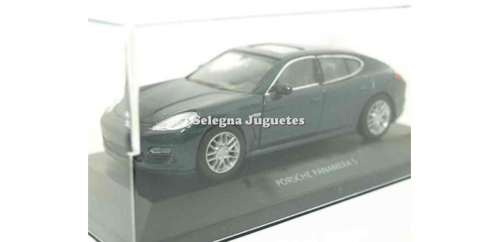 Porsche Panamera S (vitrina)1/34 a 1/39 Welly Coche metal