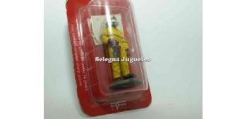 soldado plomo Bombero protección química soldado plomo 1/30