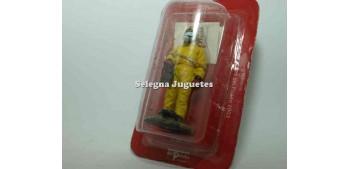 Bombero Bombero protección química lead figure/30