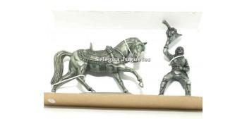 Napoleon Bonaparte y su caballo Gran Armada de Napoleon 1/32 Soldados de plomo