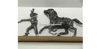 Caballo de coracero Gran Armée de Napoleón 1/32