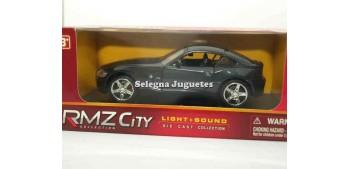 coche miniatura Bmw Z4 coupe 1/32 RMZ coche miniatura