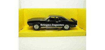 Pontiac Firebird Trans Am negro 1/43 Lucky Die Cast