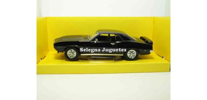 maqueta Pontiac Firebird Trans Am negro escala 1/43 Lucky Die