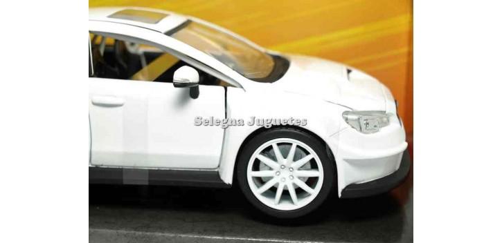 coche miniatura Mr Little Subaru Wrx Sti Fast & Furious 8