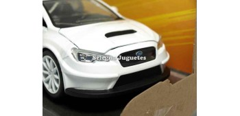 Mr Little Subaru Wrx Sti Fast & Furious 8 escala 1/24 Jada Jada