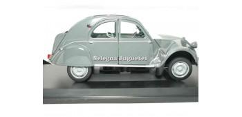coche miniatura Citroen 2cv 1/18 Norev