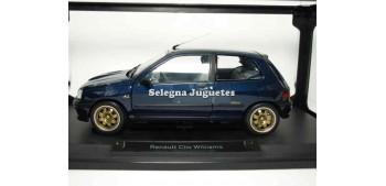 Renault Clio Williams 1:18 Norev Car miniatures