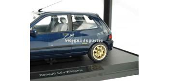 Renault Clio Williams escala 1/18 Norev