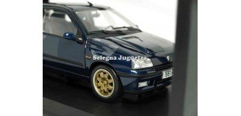 Renault Clio Williams escala 1/18 Norev