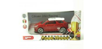 escala auto Citroen Ds3 rojo escala 1/43 Mondo Motors